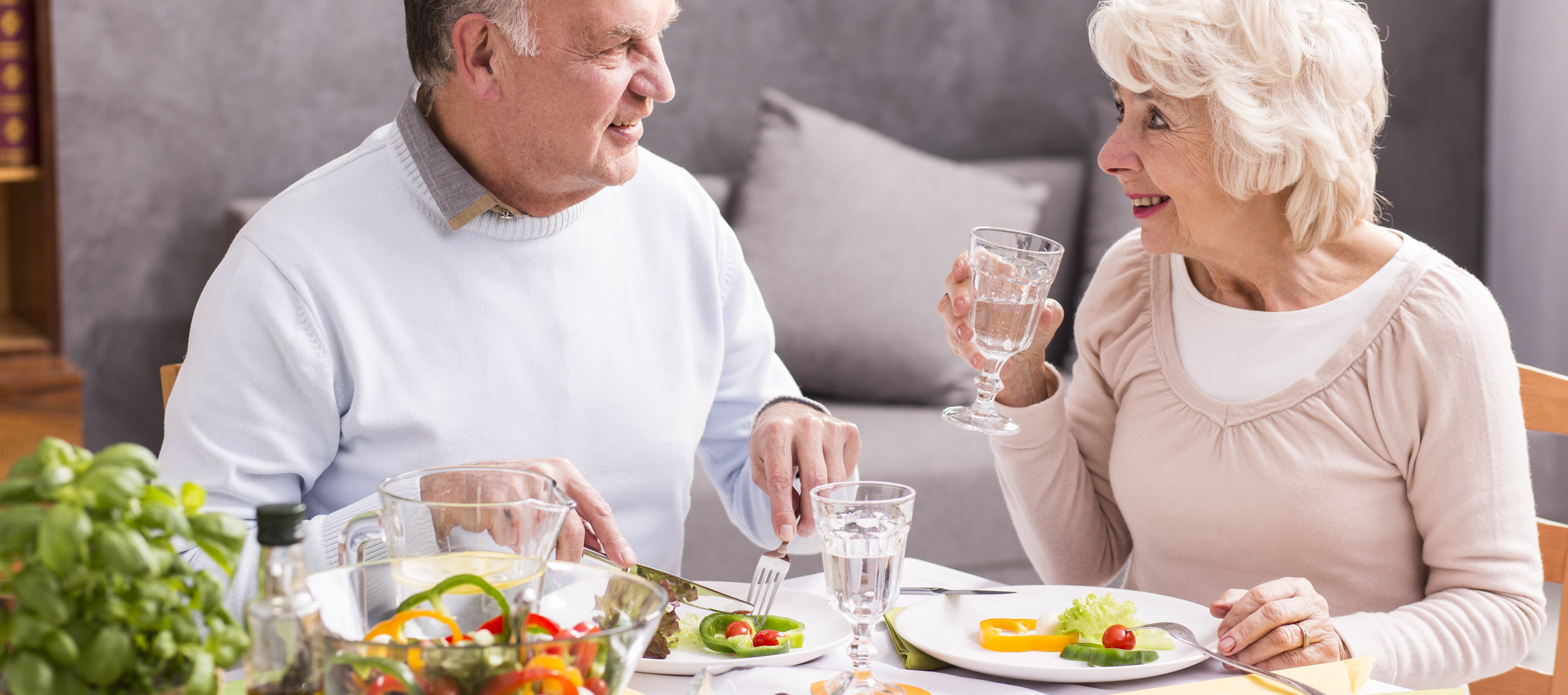 The Science Behind Aging Well