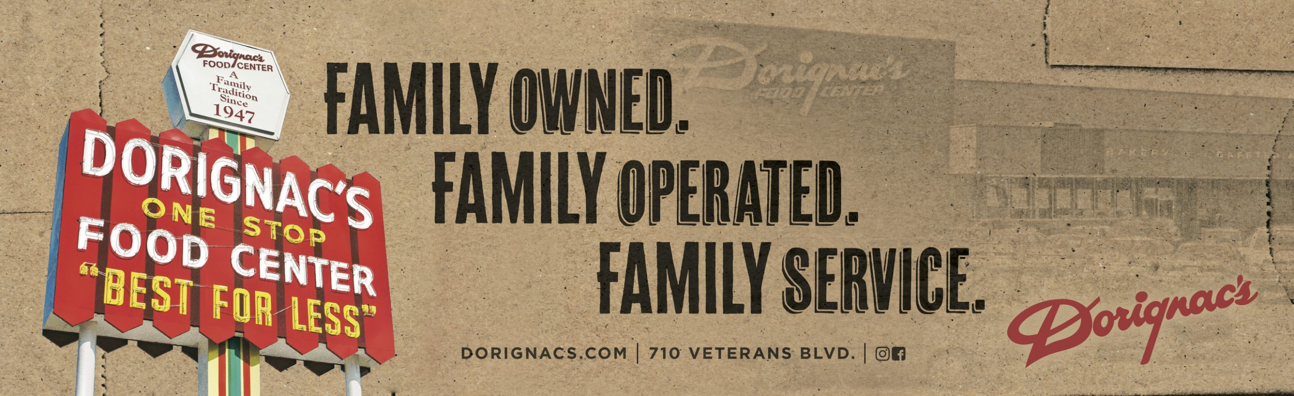 Family Owned. Family Operated.