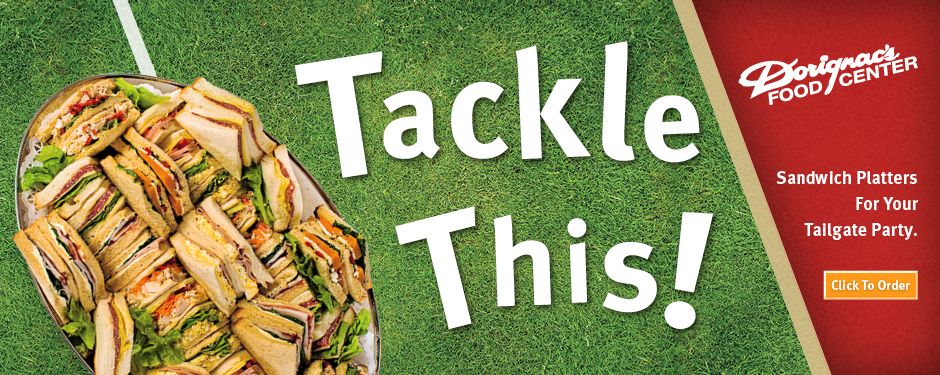 Catering - Tackle