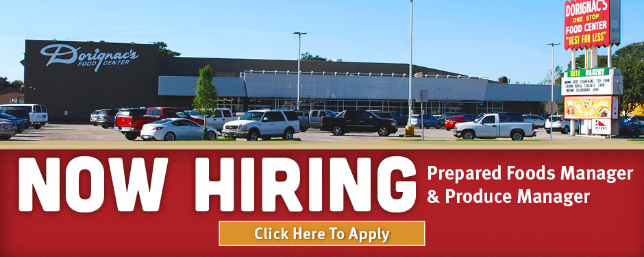 DOR Now Hiring Managers