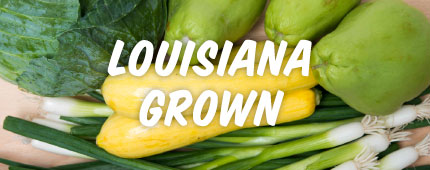 louisiana-grown